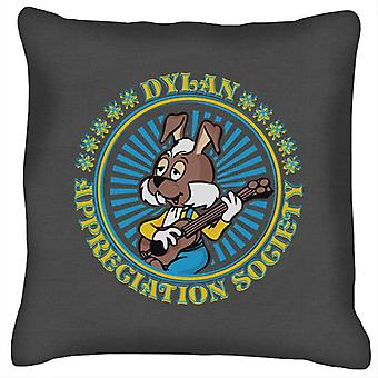The Magic Roundabout Dylan Appreciation Society Cushion
