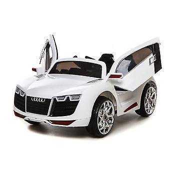 Barn elektrisk bil QLS8188 fjernkontroll, vinge dører MP3, langsom Start, lys