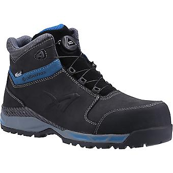 Albatros Mens Tofane CTX Mid Leather Toggle S3 Safety Boots
