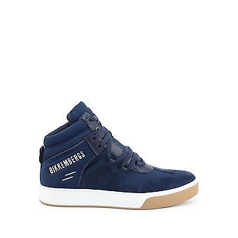 Bikkembergs - Shoes - Sneakers - BALKAN-B4BKM0038-410 - Men - navy - EU 44