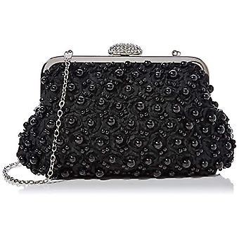 N.V. Bags N.V. BagsK909DonnaTowing bagsBlan (Black) 5x12x22 Centimeters (W x H x W)