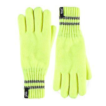 Mănuși termice reflectorizante mens hi-visibility