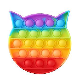 For 2pcs Funny Pops It Fidget Toy Antistress Toys WS42626