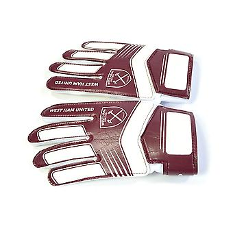 West Ham Spike Keepershandschoenen - Jongens (5-8jr)