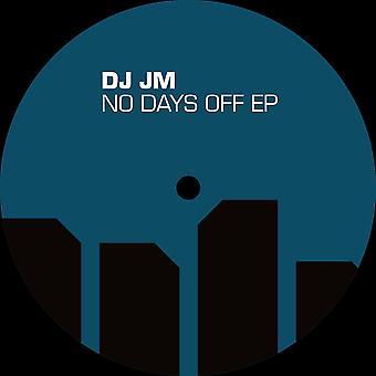 DJ JM – אין ימי חופש EP ויניל