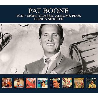 Pat Boone - Eight Classic Albums Plus Bonus Singles CD