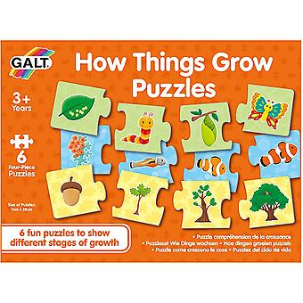 How Things Grow Learning Puzzles