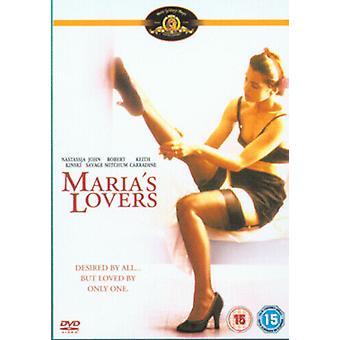 Marias Lovers DVD (2007) Nastassja Kinski Konchalovsky (DIR) cert 15 Regio 2