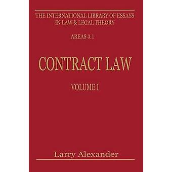 Contract Law Vol. 1 by Larry Alexander