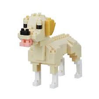 Labrador Retriever (Nanoblocks) Figure