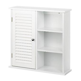 Accent Plus Wall Cabinet with Open Shelves, Pack of 1
