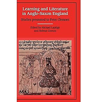 Læring og litteratur i angelsaksisk England: Studier presentert for Peter Clemoes i anledning hans sekstif5 bursdag