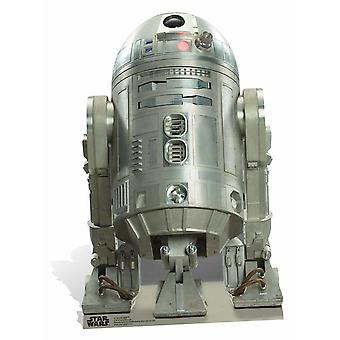 R2-BHD Droid Rogue One: A Star Wars Story Mini Carton Découpe / Standee