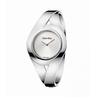 Montre femme Calvin Klein Montres SENSUAL PO S SST B-GLE SIL DIAL 1 - K8E2S116 Bracelet Acier