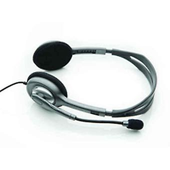 Headphones with Headband Logitech H110