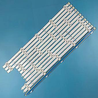 Led baggrundsbelysning Lampe Strip 9leds For Lg 47