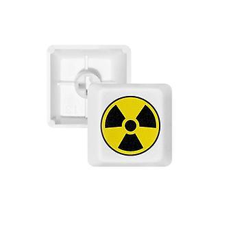 Keltainen keycap-näppäimistö