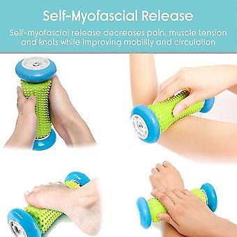 Ny fot smärtlindring Massagerfoot Massage Roller