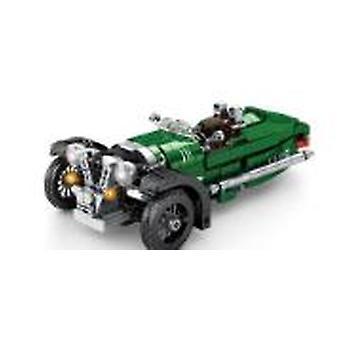 Masini de vehicule blocuri de constructiiPull Înapoi masina de jucărie Model cărămizi jucării pentru copii băieți Cadouri| Blocuri