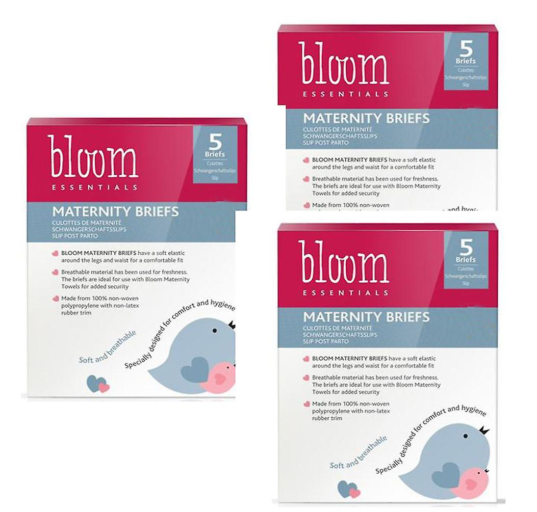 Bloom Essentials Disposable Maternity Briefs