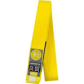 Hayabusa Youth Jiu-Jitsu Belt - Yellow