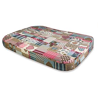 Arquivet Matress Hearts And Stripes (Dogs , Bedding , Matresses and Cushions)