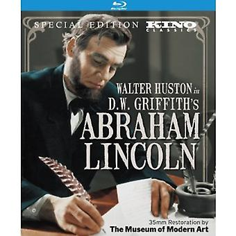 Abraham Lincoln [BLU-RAY] USA import