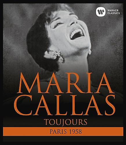 Callas: Toujours (Paris 1958) [Blu-ray] USA import