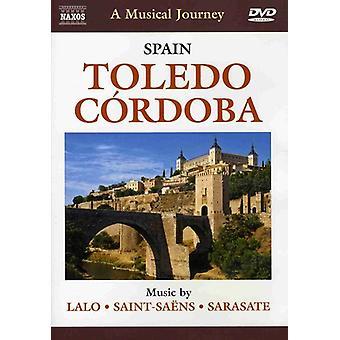 Viaggio musicale: Toledo Cordo [DVD] Stati Uniti importare