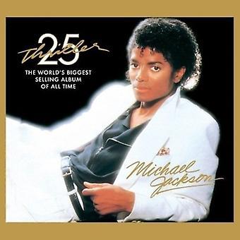 Michael Jackson - Thriller-25th Anniversary Edition [Vinyl] USA import