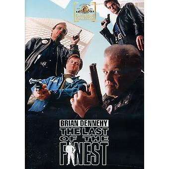 Last of the Finest [DVD] USA import