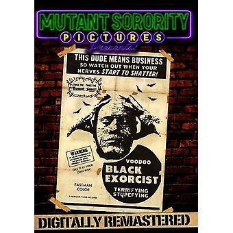 Voodoo-schwarz Exorzist [DVD] USA import
