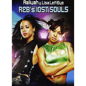 R&B's Lost Souls: Aaliyah & Lisa Left Eye Lopes [DVD] USA import