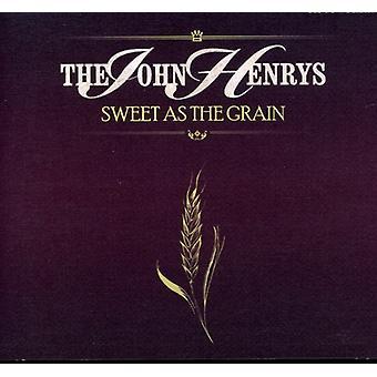 John Henrys - Sweet as the Grain [CD] USA import