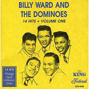 Ward, Billy, & Dominoes - 14 Hits [CD] USA import
