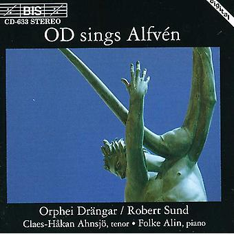 Alfven, Hugo/Soderman, August - Od Sings Alfv N [CD] USA import
