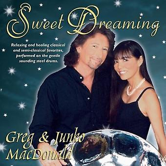 Greg Macdonald & Junko - Sweet Dreaming [CD] USA import