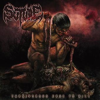 Suture - Carnivorous Urge to Kill [CD] USA import