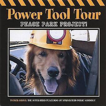Sherry Frachey - makt verktøyet Tour [DVD] USA import