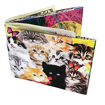 Purse with sound cats sound wallet joke article