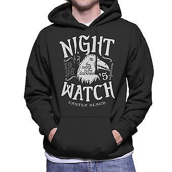 The Sword In The Darkness Castle Black Game Of Thrones Men's Hooded Sweatshirt