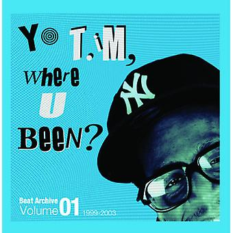 Theimagination - Yo Tim Where U Been Beat Archives 1 [CD] USA import