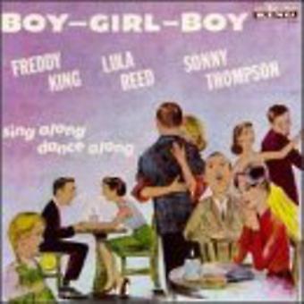 Freddy King - import USA śpiewać wzdłuż taniec wzdłuż [CD]