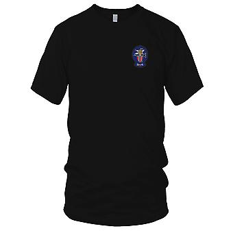 121 fighter Squadron broderet Patch - Kids T Shirt