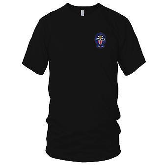 121st fighter skvadron brodert Patch - Kids T skjorte
