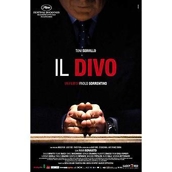 Divo Il elokuvajuliste (11 x 17)