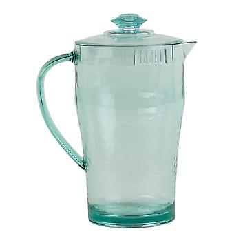 Navigate Recycled Glass Effect Acrylic Pitcher