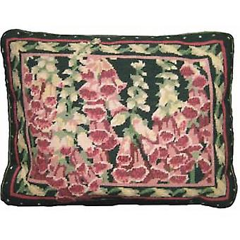 Foxgloves Needlepoint Kit