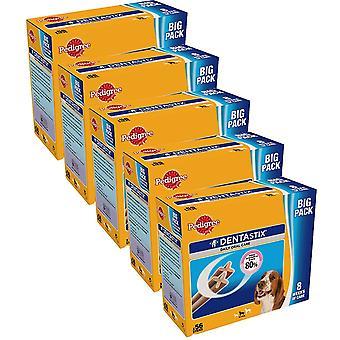 Dentastix Treats for Medium Dogs 56pack x 5 (280 Sticks)