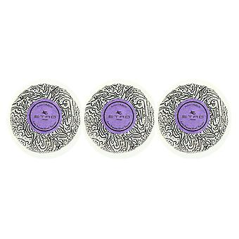 Etro 'Milano' Soap New Unboxed (Pack of 3)